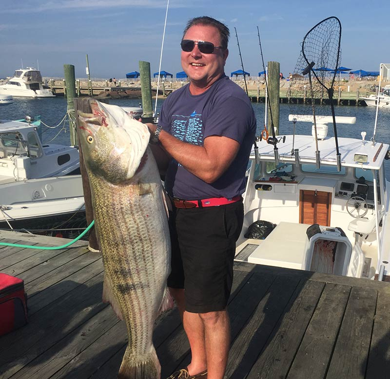 Best Fishing Spots On The East Coast New Shoreham, RI